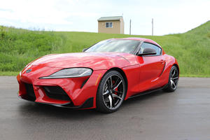 Toyota Pretty Much Built The Supra To Be Modified