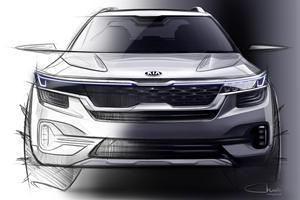 Kia's New SUV Actually Looks Pretty Cool