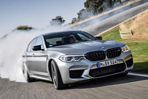 M5 Competition More Powerful Than BMW Claims