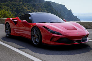 Spend Hours Configuring Your Perfect Ferrari F8 Tributo