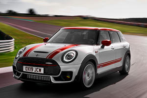Mini's New Enemy Is The Honda Civic Type R