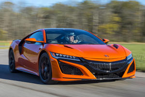 Acura Offering Massive Discount On NSX Right Now