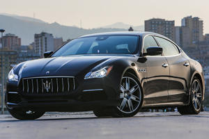 Maserati Set To Adopt Self-Driving Tech With Help From Major Competitor