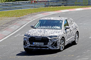 Audi's Smallest SUV Is About To Get A Lot Sportier