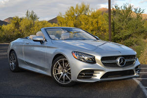 2019 Mercedes-Benz S-Class Convertible Test Drive Review: Welcome To The Good Life