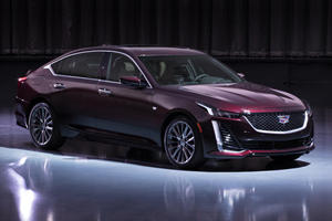 Cadillac Will Show Off Two Badass New V Models In Two Weeks