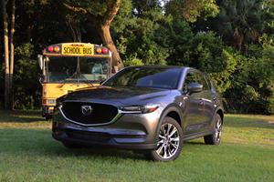 2019 Mazda CX-5 Test Drive Review: Luxury SUVs Beware