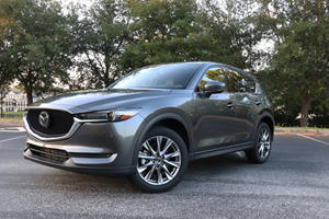 2019 Mazda CX-5 Test Drive Review: Luxury SUVs Beware