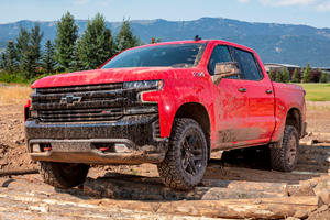 Chevy Knows How To Squeeze More Money Out Of Trucks