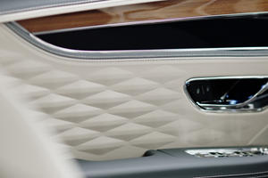 Bentley's Leather Breakthrough Is Trouble For Rolls-Royce