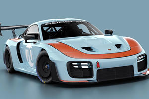 Porsche Reveals Stunning New Retro Liveries