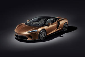We Know Where The McLaren GT Will Make Its World Debut