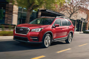 2020 Subaru Ascent Pricing Announced
