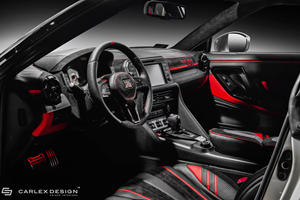 This Is The Most Luxurious Nissan GT-R Interior You'll Ever See