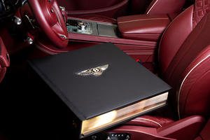 Bentley's New Book Costs More Than A Continental GT
