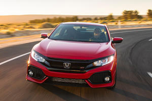 Honda's Manual Take Rates Offer A Glimmer Of Hope