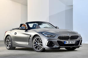 BMW's Latest Z4 Upgrade Hints At Manual Toyota Supra