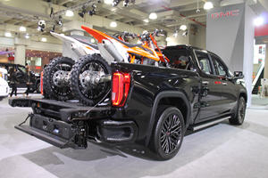 2019 GMC Sierra 1500 CarbonPro Editions Are Ridiculously Expensive