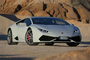 2018 Lamborghini Huracan Coupe Review