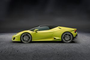 2017 Lamborghini Huracan RWD Spyder Review