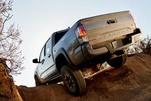 Toyota Tacoma Owners Have An Annoying Problem
