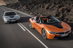 Future Of BMW i8 Will Come Down To This