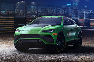 Lamborghini Urus Plans Just Got More Insane