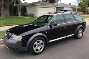 Weekly Craigslist Hidden Treasure: 2001 Audi A6 Allroad Quattro