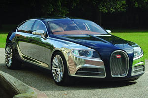 Bugatti's Second Model Won't Be Anything Like The Chiron