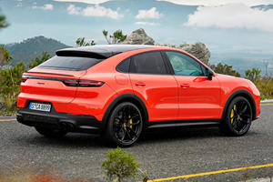 Porsche Has Big Plans For The Cayenne Coupe