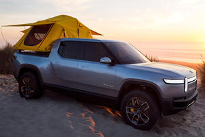 Rivian's Electric Pickup More Versatile Than We Thought