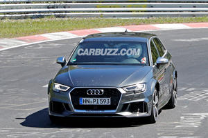 Get A First Look At The All-New 2020 Audi RS3