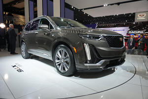 Cadillac XT6 Continues To Disappoint