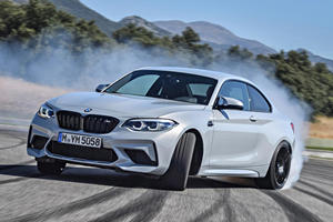 LEAKED: BMW M2 CS Guide Shows Massive Power Boost