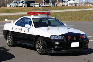 Japanese Police Cars You'll Want To Be Pulled Over By