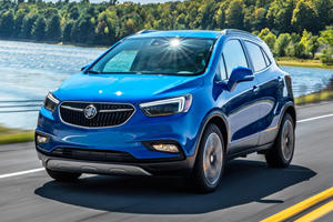 Buick's Best-Selling Model Isn't Going Anywhere Just Yet