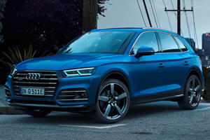 New Audi Q5 Is More Powerful Than The SQ5