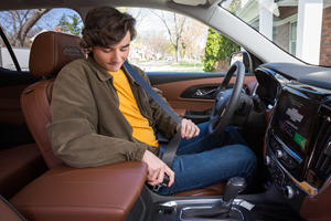 2020 Chevrolet Traverse Will Now Force Teens To Buckle Up
