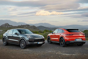 Can't Afford A Porsche Cayenne Coupe? Here Are 7 Cheaper Alternatives