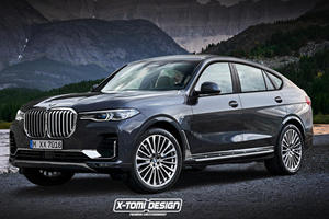 BMW May Be Working On A Flagship SUV To Sit Above The X7