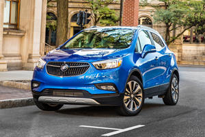 Buick's Smallest Crossover Is Losing Its Best Option
