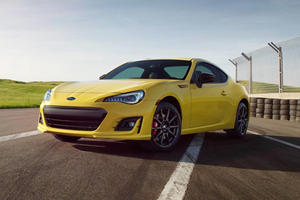 Subaru BRZ Manual Take Rate Drastically Different Than Toyota 86