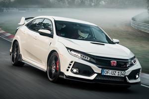 Honda Civic Type R's Nurburgring Record Has Finally Been Beaten