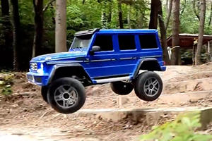 This Toy Mercedes G-Class Is Tougher Than Your Real SUV