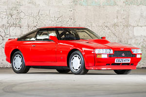 Rare Aston Martin V8 Vantage Prototype Has An Eye-Popping Price