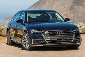 The Audi A8 Is About To Get Even More Luxurious