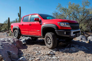 2020 Chevrolet Colorado Faces Most Serious Competition Ever
