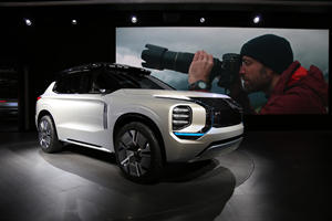 Mitsubishi's SUV Plans Come To Light