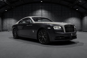 Rolls-Royce Wraith Eagle VIII Celebrates Special Moment In History