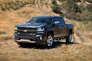 2018 Chevrolet Silverado 1500 Review